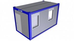 Typ O - Bürocontainer
