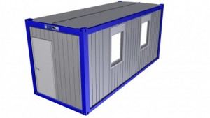 Typ S - Bürocontainer