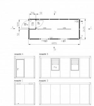 Containertypen - Typ B 2