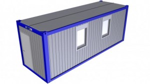 Containertypen - Typ P - Bürocontainer