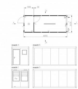 Containertypen - Typ C 2