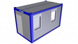 Containertypen - Typ O - Bürocontainer 1