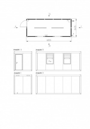 Containertypen - Typ A 2