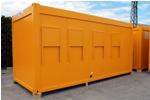 Gebraucht container aller art